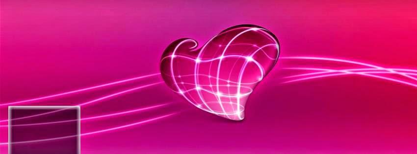 ảnh bìa trái tim tình yêu