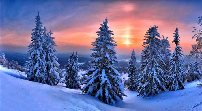 xem ảnh mùa đông đẹp nhất