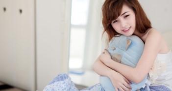 hình nền hot girl dễ thương đáng yêu nhất