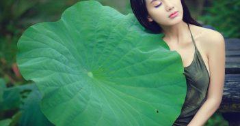 hình nền hot girl linh napie xinh đẹp