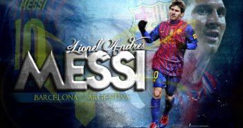 Tải hình nền Lionel Messi đẹp nhất