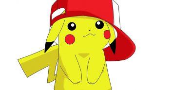 hình nền pikachu ngộ nghĩnh