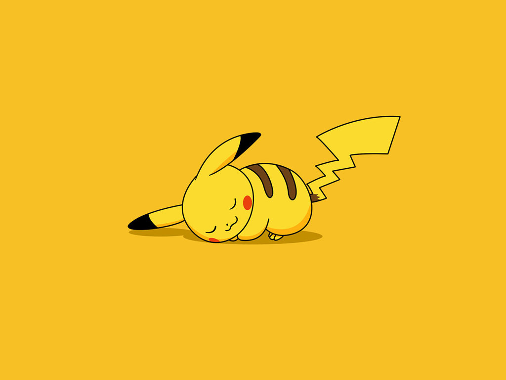 hình nền pikachu dễ thương nhất