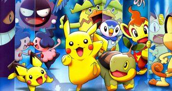 Hình nền Pokemon ngộ nghĩnh