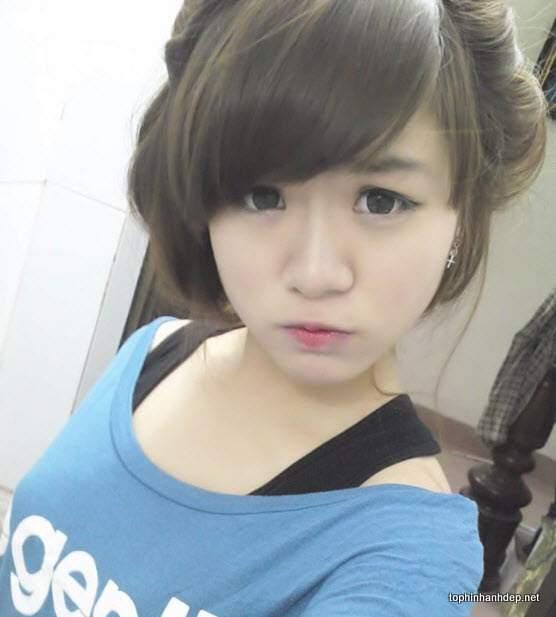 35 ảnh Girl Xinh 9X, Hình Gái đẹp, Hot Girl 9X Dễ Thương Cute