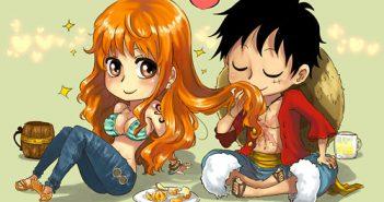 Ảnh Avatar anime cặp đôi dễ thương