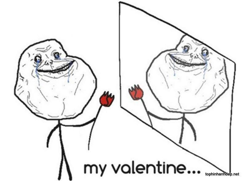 50 ảnh chế valentine, hình ảnh chế Fa ngày 14 tháng 2