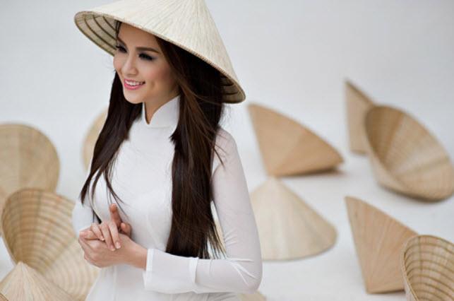 30 hình ảnh thiếu nữ xinh đẹp áo dài mặt mộc đẹp giản dị