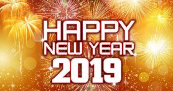 Hình ảnh Happy New Year 2019 đẹp