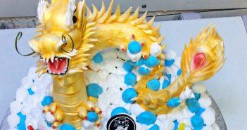 Hình ảnh bánh sinh nhật con Rồng