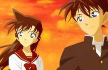 Hình ảnh Ran Mori và Shinichi dễ thương