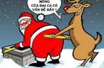 ảnh chế Noel 2018 hài hước