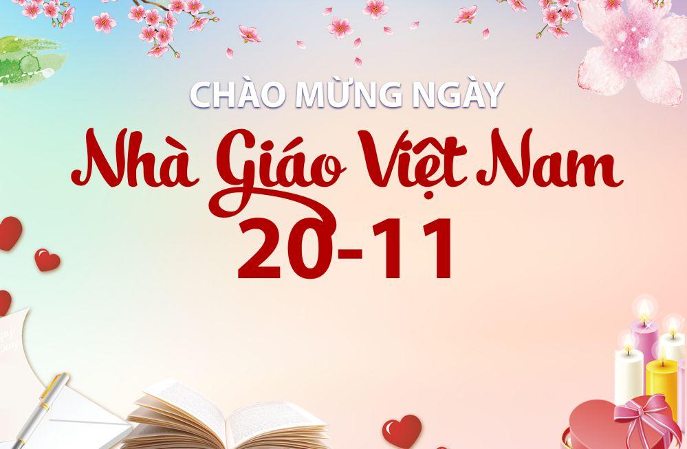 50 Hình ảnh 20/11 ngày nhà giáo Việt Nam đẹp và ý nghĩa