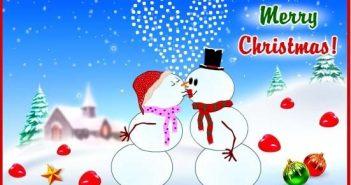 Hình ảnh Noel 2018 dễ thương đáng yêu nhất
