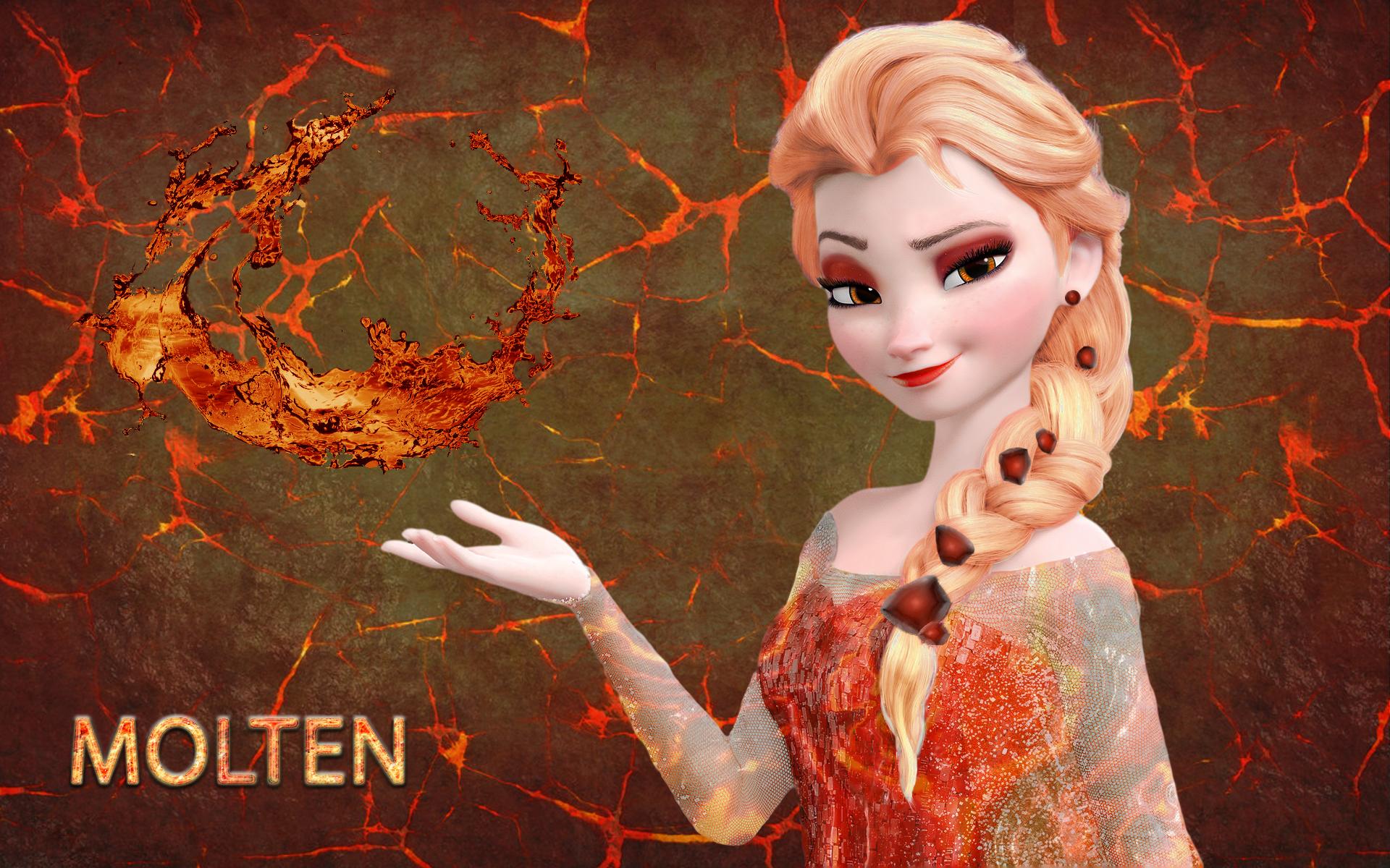 Tải ảnh công chúa Elsa