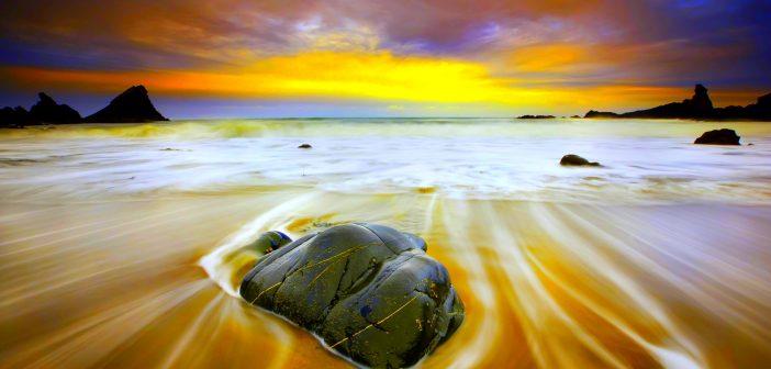 Hình nền bãi biển đẹp full hd