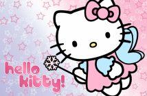 Hình nền mèo kitty dễ thương