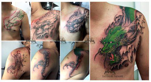 99 hình xăm Vip và phong cách nhất hiện nay, tattoo độc và lạ