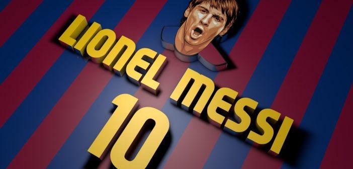Hình nền Messi 2018 đẹp nhất