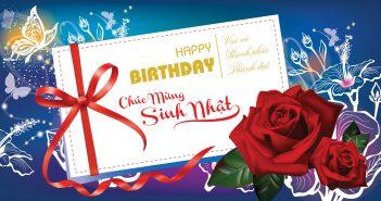 Thiệp mừng sinh nhật đẹp nhất