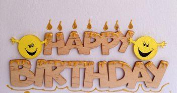 Viết chữ lên bánh sinh nhật online