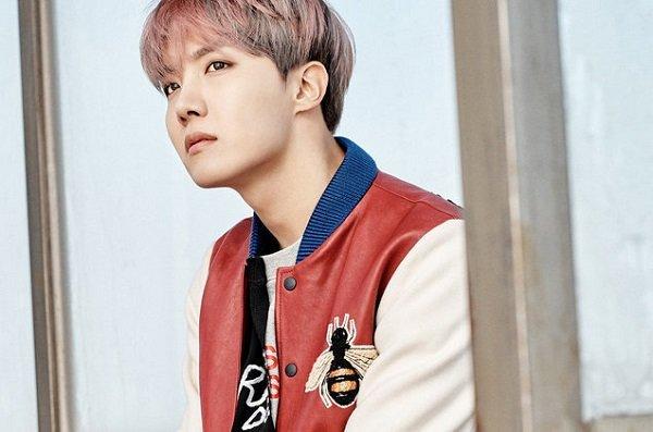 Hình ảnh ấn tượng của J-Hope – Rapper và Dancer của nhóm nhạc BTS