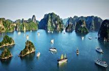 Hình ảnh vịnh Hạ Long đẹp nhất